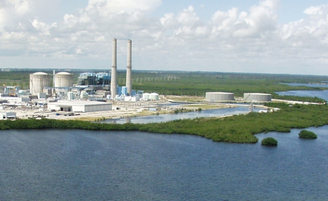 Image: Turket Point Nuclear Power Plant